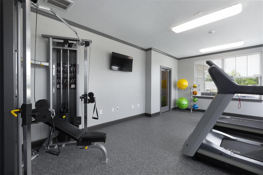 Sansom Bluffs Fitness Center
