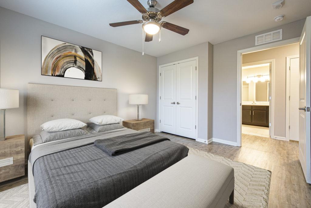 Sansom Bluffs 3x2 Master Bedroom